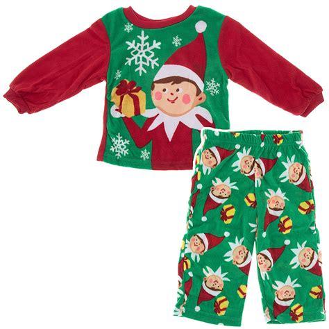 Pajamas With Shelf by On The Shelf Presents Pajamas For Toddler Boys