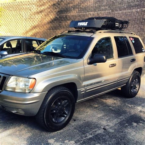 2003 Jeep Grand Roof Rack by Addemrector 1999 Jeep Grand Cherokeelimited Sport Utility 4d Specs Photos Modification Info At