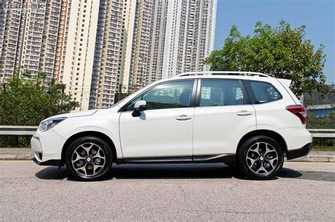 subaru forester 2016 black 新車預覽 subaru forester xt black edition 加料唔加價 香港第一車網 car1 hk