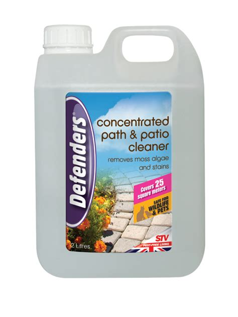 concentrated path patio cleaner 2l