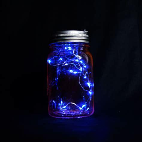 Led Mason Jar Lights Battery Powered For Regular Mouth Jar Lights