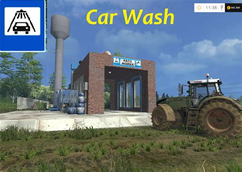 car wash v 2 0 farming simulator modification