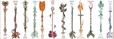 zodiac arrows by picolo kun on deviantart