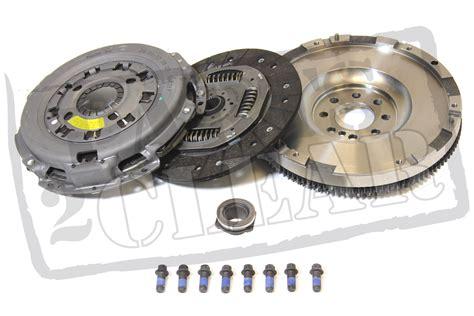 One Set Premium Quality 135 peugeot 407 sw 6e 2 0 hdi 135 single mass dmf clutch