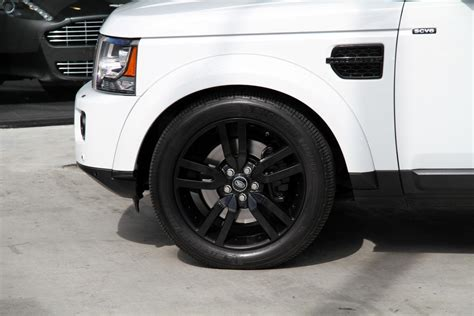 white land rover lr4 with black wheels 100 white land rover lr4 with black wheels range