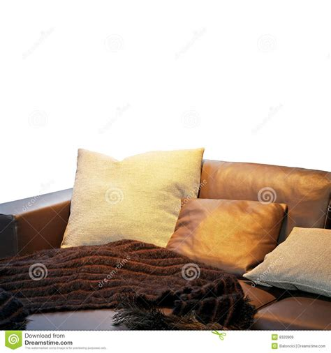 settee pillows settee pillows royalty free stock images image 8320909