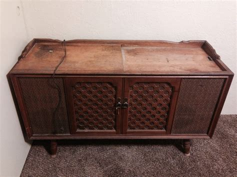 victrola record player cabinet vintage rca victrola vista record player antique