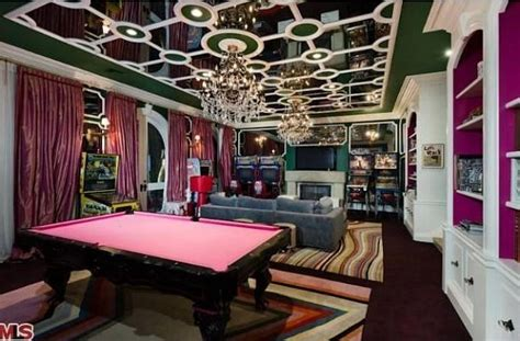 Cool Rooms In Houses Cool Or Fool Aguilera S House For Sale Home