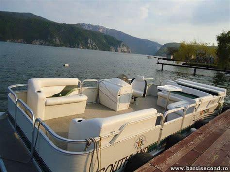 ponton catamaran 11 locuri barcisecond vanzari - Catamaran De Vanzare
