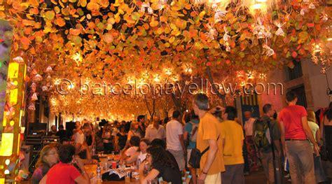 Decorations For Festivals by Barcelona 2017 Festa Major De Gracia Barcelona 2017