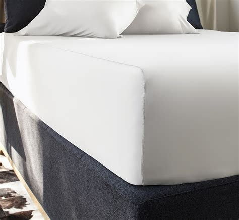 fitted sheets for pillow top mattress amazon com one collection fitted sheet sheex 174