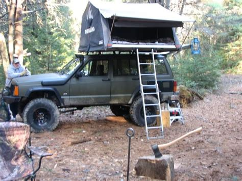 Jeep Xj Roof Tent 1000 Images About Rooftop Tents On Cars