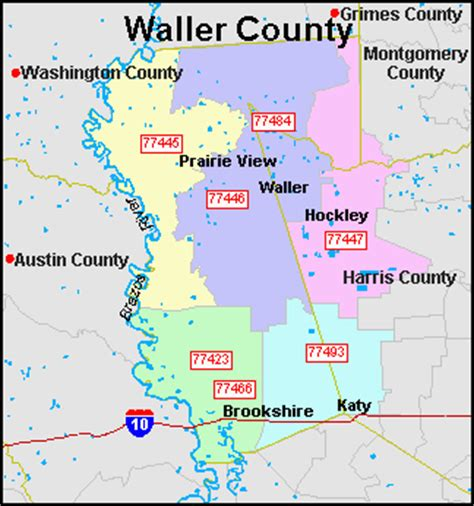 waller county texas map northeast florida zip code map memes