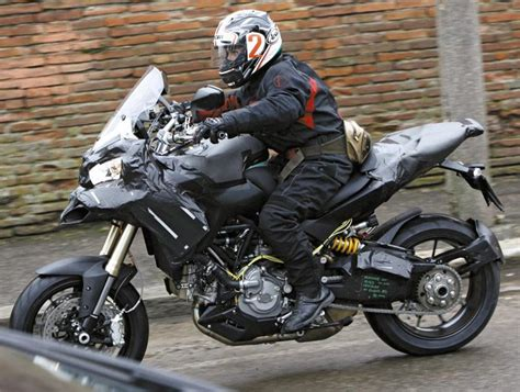Ktm Strada Aufkleber by Ducati Gs Rival Won T Be Called Cayenne Mcn