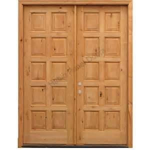 Solid wood main double door hpd412 main doors al habib panel doors