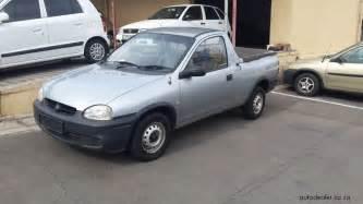 Used Opel Corsa Utility Opel Corsa Utility Bakkie Single Cabs In Western Cape