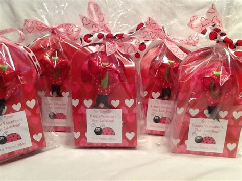 valentines bags ideas s day ideas for ladybug idea