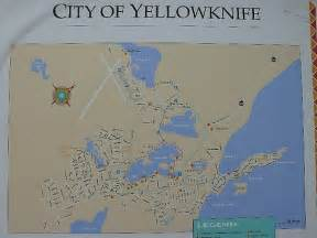 Yellowknife Canada Map by Map Of Yellowknife Sergio Ramos