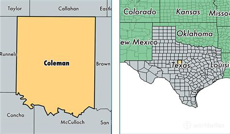 coleman county texas map coleman tx pictures posters news and on your pursuit hobbies interests and worries