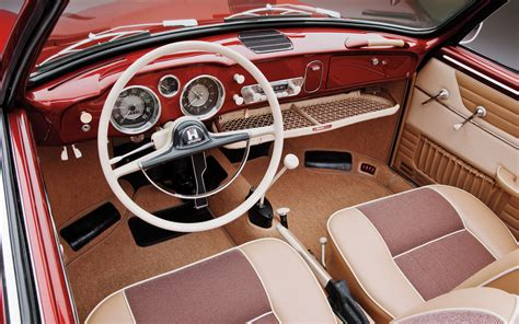 Karmann Ghia Interior by Karmann Ghia On Volkswagen Karmann Ghia