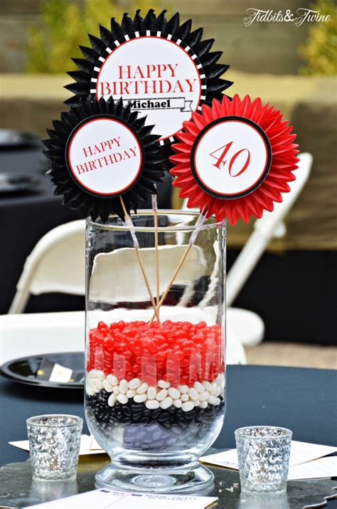 40th birthday centerpiece centerpieces for 40th birthday 28 images 40th birthday