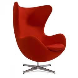 Arne jacobsen egg chair success