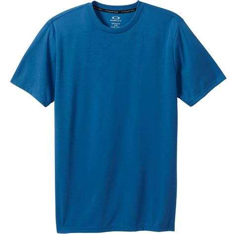 Tshirtt Shirtkaos Oakley 6 oakley o basic t shirt electric blue