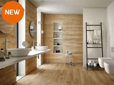 rivestimento bagno effetto legno rustico lodge