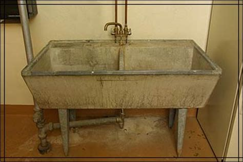 basement utility sink what would you do basement utility sink poly or ss