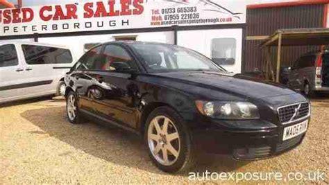 volvo 2005 05 s40 2 0 se d 4d 135 bhp diesel car for sale