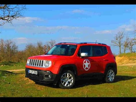 Jeep Renegade Hp by Jeep Renegade 1 6 Multijet 120 Hp 4x2 Test 0 100 Km H 100