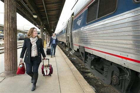dogs on amtrak breaking news amtrak expands pets program across the country iheartdogs