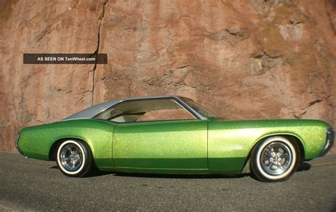 1968 custom buick riviera gran sport paint white interior
