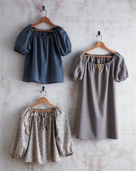 before this i just sew dress blouse how to martha stewart free pattern and