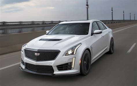 cadillac cats 2017 cadillac cts v overview cargurus