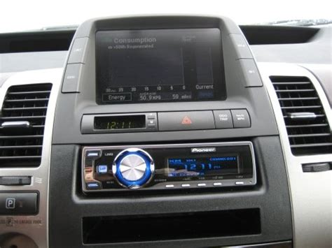 Toyota Prius Stereo New Stereo For The Prius Cdog S