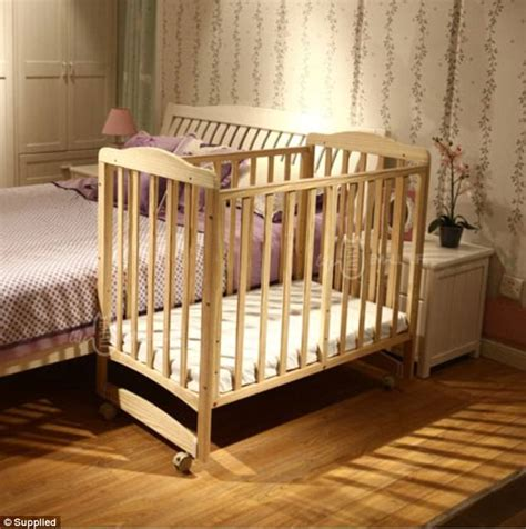 Baby Crib Regulations Children S Cots Deemed Unsafe Recalled Across Australia Daily Mail