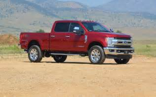 Ford Superduty 2017 Ford F Series Duty Gearing Up For Retaliation