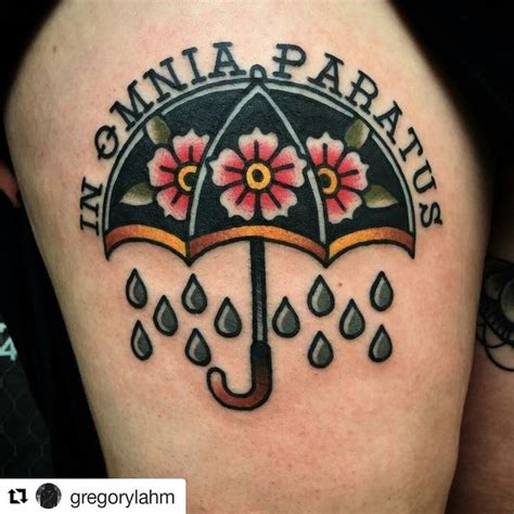 umbrella tattoo on hand 41 best harry potter traditional tattoos images on