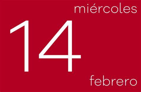 doodle de hoy 14 de febrero hoy mi 233 rcoles 14 de febrero de 2018 es el d 237 a n 250 mero 45 y
