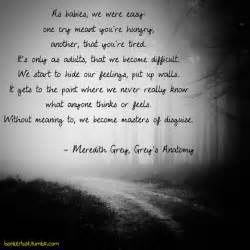 wedding quotes greys anatomy greys anatomy quotes meredith narrating quotesgram