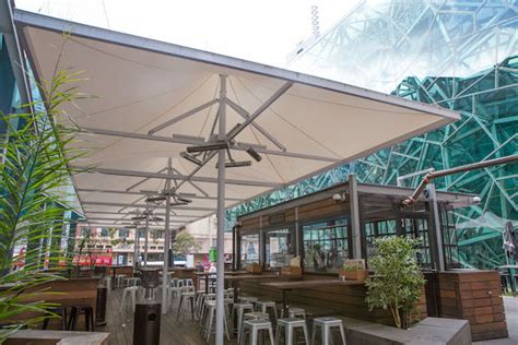 Patio Umbrellas Melbourne Outdoor Umbrellas Melbourne Residential And Commercial Shade Systems