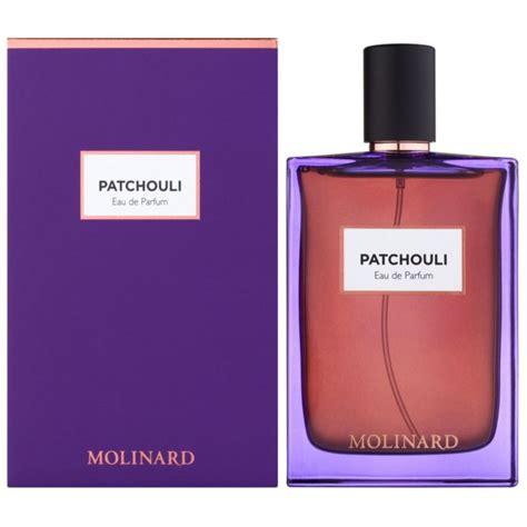 molinard patchouli eau de parfum pour femme 75 ml notino be