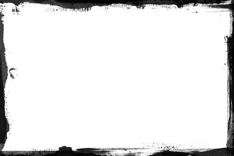 retro black border template png psdgraphics