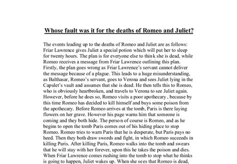 romeo and juliet theme essay topics theme of death in romeo and juliet essay the best and