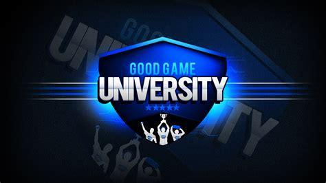 design a good game good game university background by samhexo on deviantart
