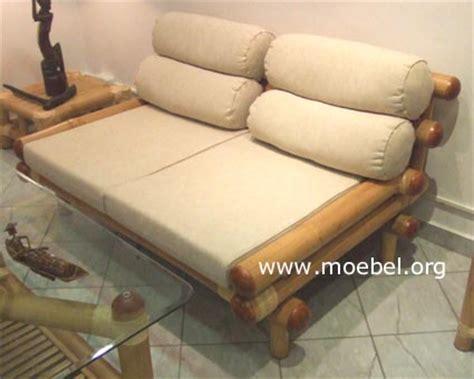 wohnzimmermöbel sofas bambusm 246 bel m 246 bel f 252 r den wintergarten aus bambus