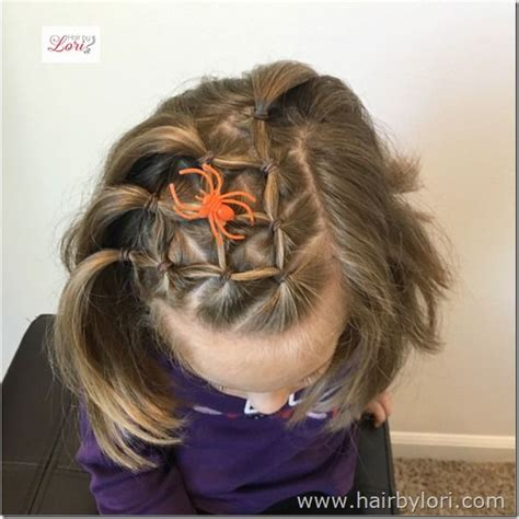 epic spider bun hairstyle with spiderweb included 384 best images about hair do s on