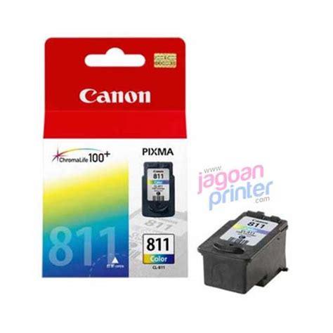 Tinta Printer Canon Mp276 Jual Cartridge Canon 811 Color Murah Garansi