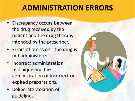 safe medication administration for nurses medication error